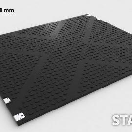 plaque de roulage Stabmax de Stabline