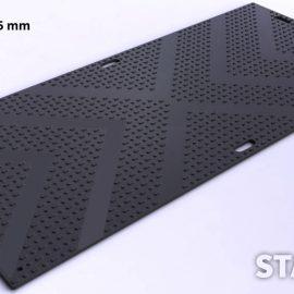 plaque de roulage Stabmat de Stabline