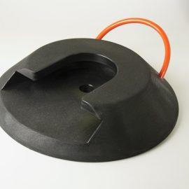 minipads arrondis pour plaques de calage Stabline