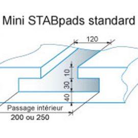 standards minipads Stabline
