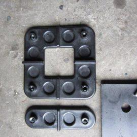 connecteurs en plastique pour plaques de roulage Stabline